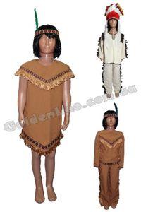 Изображение для категории Костюмы индейцев напрокат
