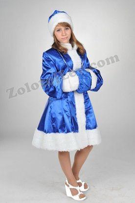 прокат костюма Снегурочки
