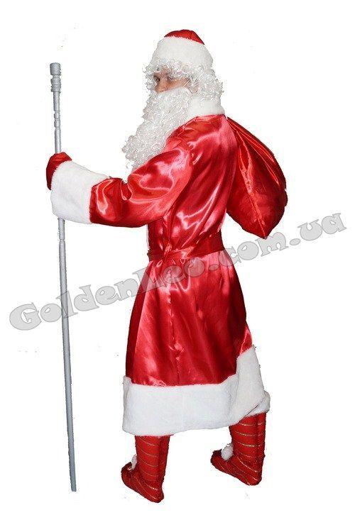 прокат костюма деда мороза в шахтах окончания