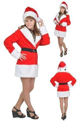 прокат костюма Санта Класуса