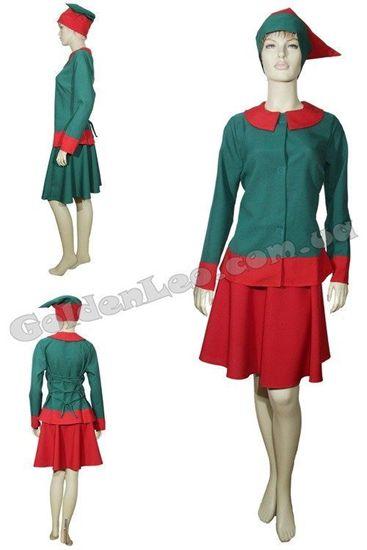 Зображення Прокат костюма Эльфа для девушки