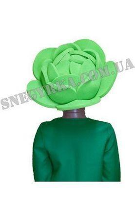 Карнавальная маска Капуста