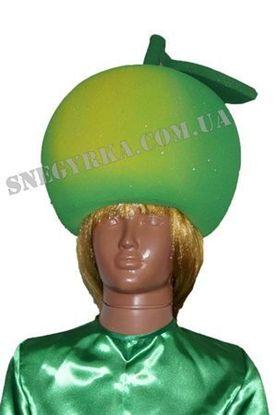 Карнавальная маска Яблоко