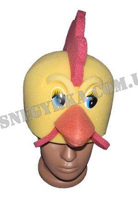 Карнавальная маска Цыпленок