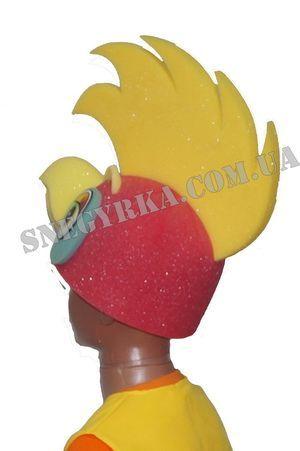 Своими руками маска попугая 29