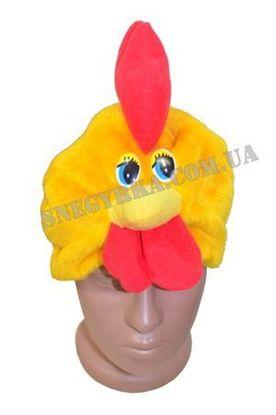Карнавальная маска Петуха