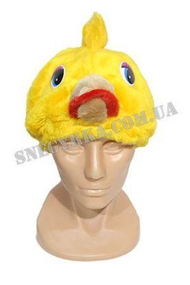 Карнавальная маска Цыпленка