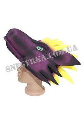 Карнавальная маска Дракона