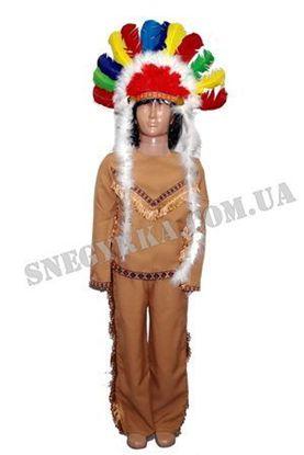 Костюм Индейского вождя