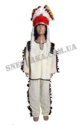 Детский костюм Индейца прокат