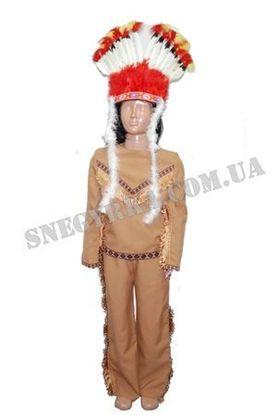 Карнавальный костюм Индеец аренда