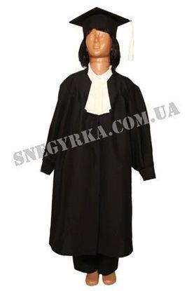 Детский костюм Судьи прокат