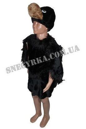 детский костюм Вороны аренда