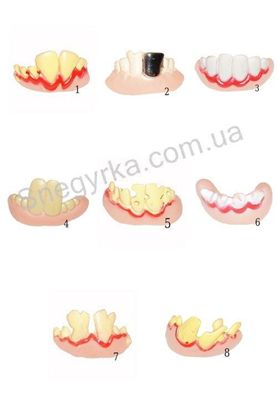 Зубы зомби
