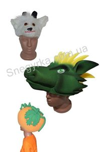 Зображення для категорії Карнавальні маски