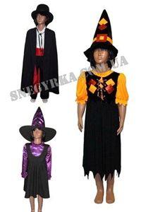 Изображение для категории Прокат детских костюмов на Хэллоуин