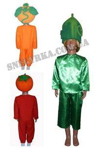 Изображение для категории Прокат костюмов овощей, фруктов, цветов