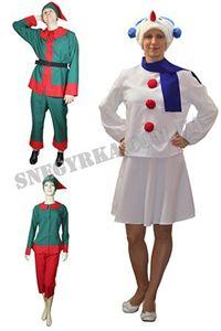 Зображення для категорії Новорічні костюми для дорослих