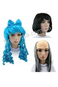 Изображение для категории Карнавальные парики