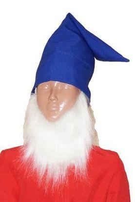Белая борода волшебника