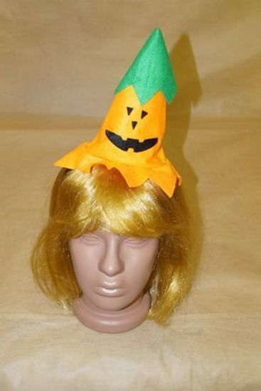 Карнавальная шляпа Тыквы на Хэллоуин