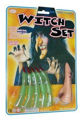 Набор Ведьмы на Хэллоуин