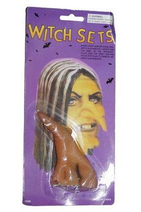 Нос Ведьмы на Хэллоуин