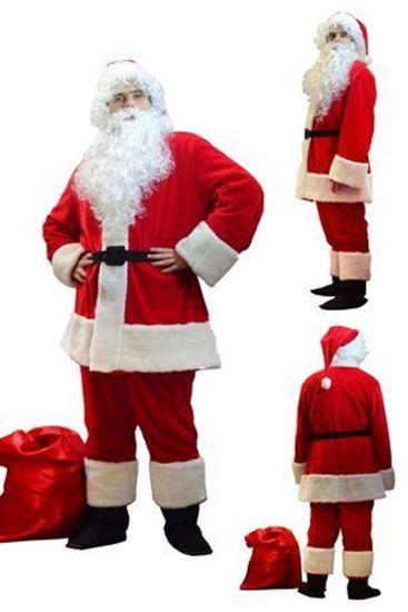 прокат костюма Санта Клауса