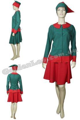 Изображение Прокат костюма Эльфа для девушки