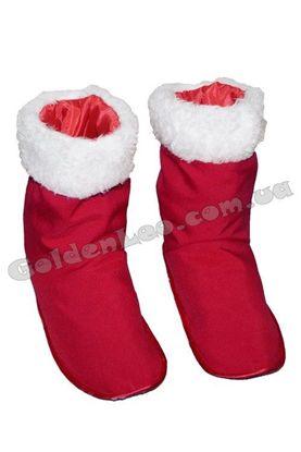 Валенки для Деда Мороза