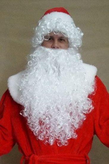 Шикарная борода Деда Мороза