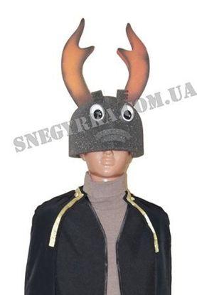 Карнавальная маска Жук