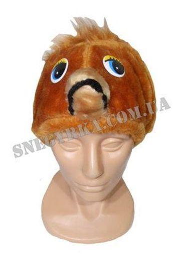 Карнавальная маска Воробья