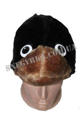 Карнавальная маска Вороны