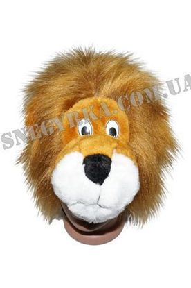 Карнавальная маска Лев