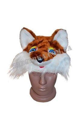 Карнавальная маска Лисички