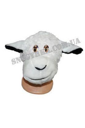 Карнавальная маска Овечка
