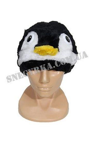 Карнавальная маска Пингвин