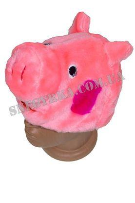 Карнавальная маска Свинка Пеппа