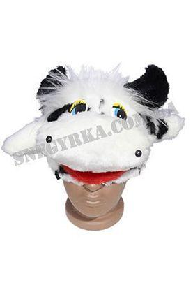 Карнавальная шапка Бычок