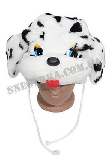 Карнавальная шапка Собаки