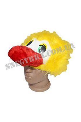 Карнавальная маска Утенок, Уточка