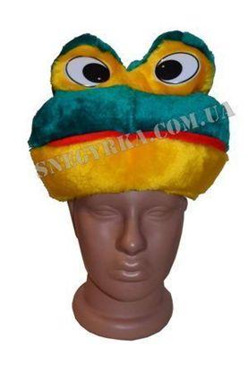 Карнавальная маска Лягушки