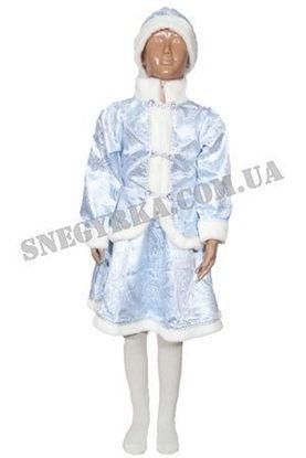 Детский костюм Снегурочки
