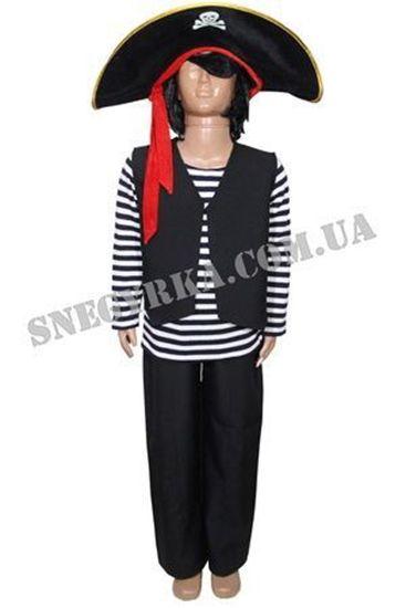 Пиратский костюм для ребенка