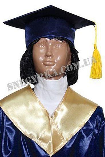 шапка профессора для ребенка