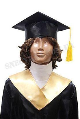 академическая шапка для ребенка