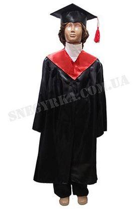 Мантия выпускника для ребенка
