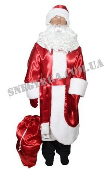 Дитячий костюм Діда Мороза