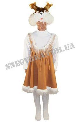 костюм Білочки